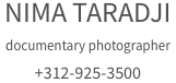 Nima Taradji Photography | Documentary